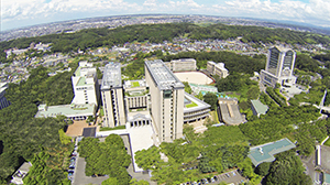 Soka University of Japan campus
